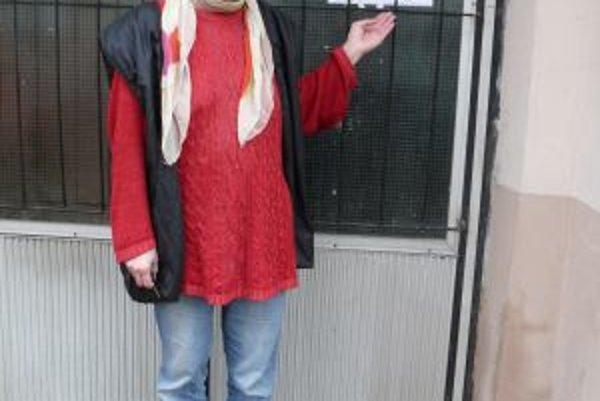 Jaroslava Čičmanová z Kysuckého Nového Mesta už nedokázala priateľke pomôcť. Tiesňové linky nefungovali.