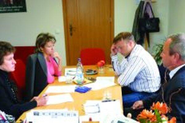 Na rokovaní Mikroregiónu Kysucký triangel sa stretli starostovia obcí ležiacich na hraniciach troch štátov.