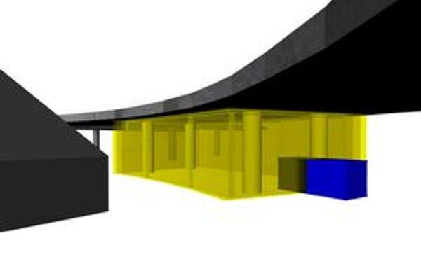 Takto by mal vyzerať nový divadelný priestor v Žiline.