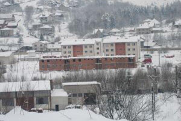 Prví nájomníci sa do nových bytov budú môcť nasťahovať koncom roka.
