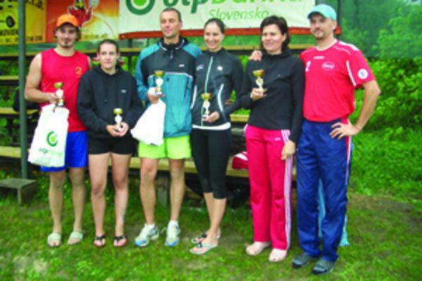 Nikolajová sKoleničkom víťazmi prvého turnaja plážovej sezóny.