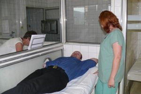 Ľubomír Baloga z Turzovky chodí darovať krv pravidelne. Aj v jeho rodine už darovaná krv pomohla.