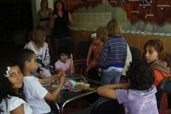 Knižnicu v Čadci navštívili počas leta najmä deti.