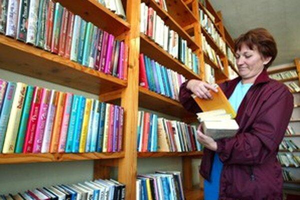 Setriť musia aj knižnice.