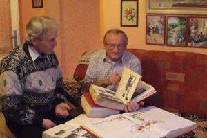 Martin Roman sa kronikárčeniu sa venuje už od roku 1956.