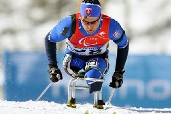 Vladimír Gajdičiar reprezentoval našu krajinu na Zimných paralympijských hrách.