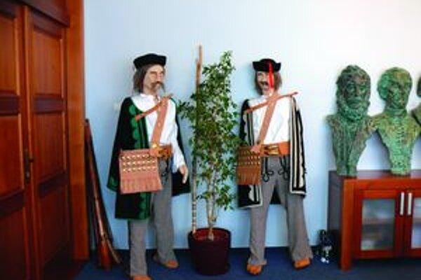 Starobystrickí vartáši budú novou tohtoročnou atrakciou Starej Bystrice.
