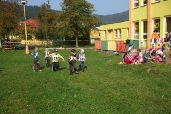 Materská škola Prvosienka je otvorená počas celého júla.