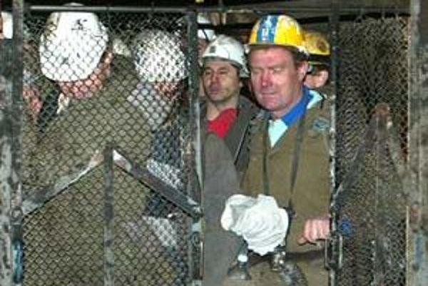 O prácu v baniach a hutách už nemajú mladí Kysučania záujem.