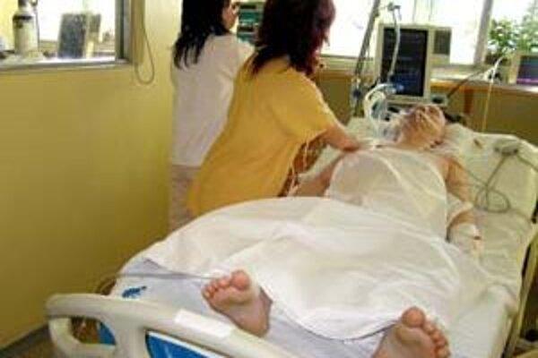 Sestričky sú dôležitou súčasťou každej nemocnice.