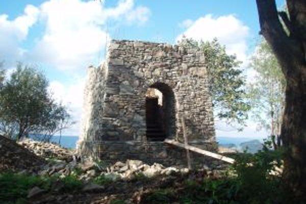 Obec očakáva, že rozhľadňa sa stane turistickou atrakciou.