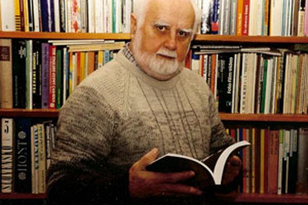 Spoluzakladateľ Etnofilmu Martin Slivka je jednou z najvýznamnejších osobností slovenskej kultúry a umenia vôbec.