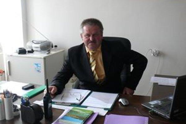 Nový riaditeľ nastúpil do funkcie 1. októbra.