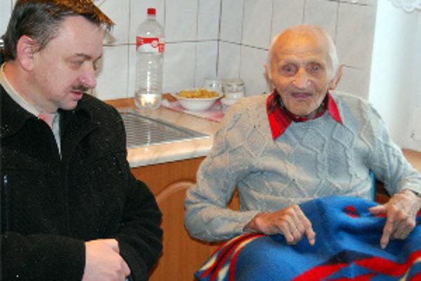 Viliam Valko sa v decembri dožil 100 rokov.
