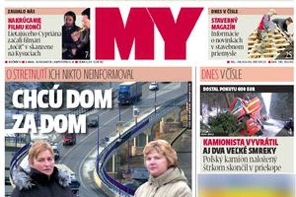 Kysucké noviny v stánkoch už v utorok ráno.