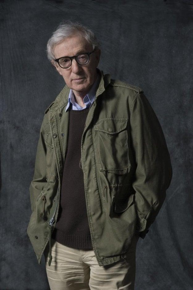 Woody Allen je v Cannes v podstate každý rok.
