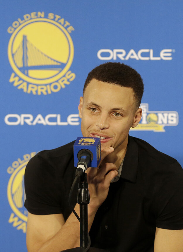 Stephen Curry je pre Warriors tým, čo Messi pre Kataláncov.