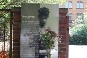 V Berlíne má Johann Trollmann pamätník.