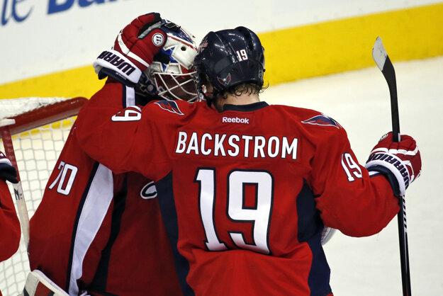 Najlepším hráčom Washingtonu bol Backstrom.