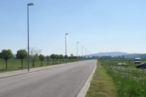 Priemyselný park spravuje mestská firma Prievidza Invest.