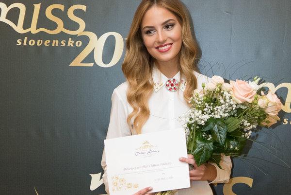 Kristína Činčurová.