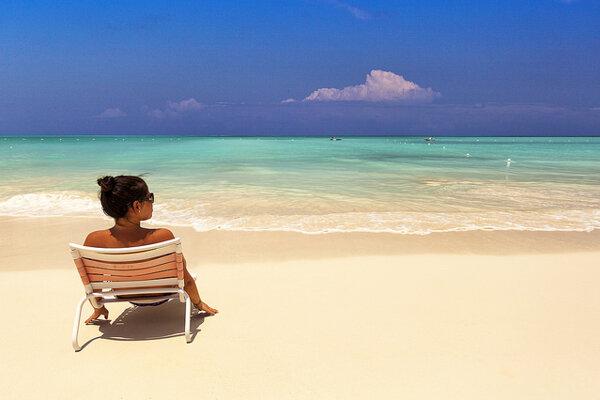 Pláž v Karibiku nemusí byť pre každého dovolenkový ideál.