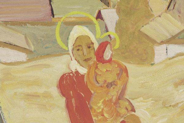 Výstavu doplnia aj diela zo zbierkového fondu Nitrianskej galérie.