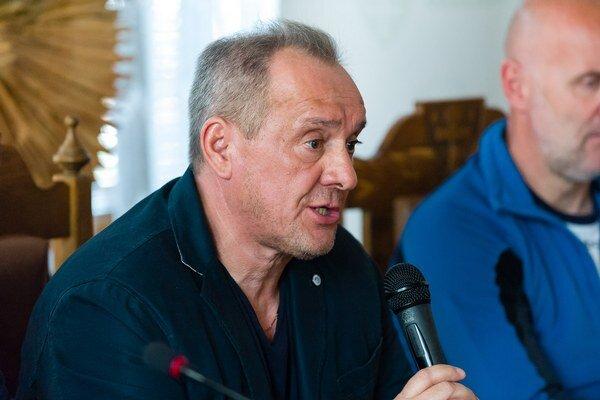 Milan Jančuška doviedol žilinských hokejistov po štyroch rokoch do play-off.