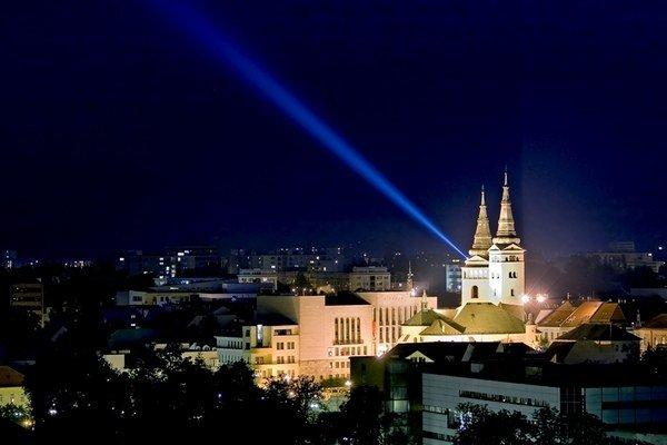 Mesto sa zapojí do projektu Hodina Zeme.