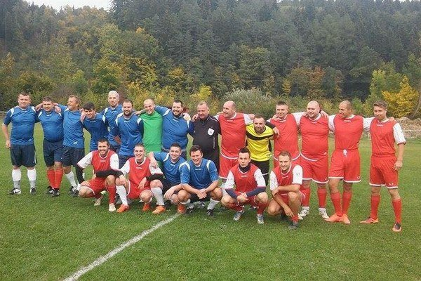 Futbalisti Petrovíc prehrali v jesennej časti iba jeden zápas.