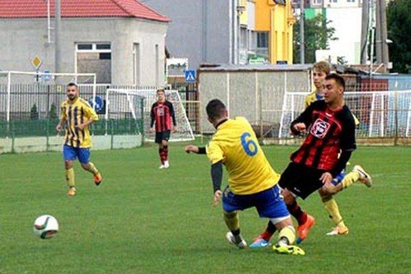 Vráble prehrali v Nových Zámkoch a natiahli sériu bez víťazstva na päť zápasov.