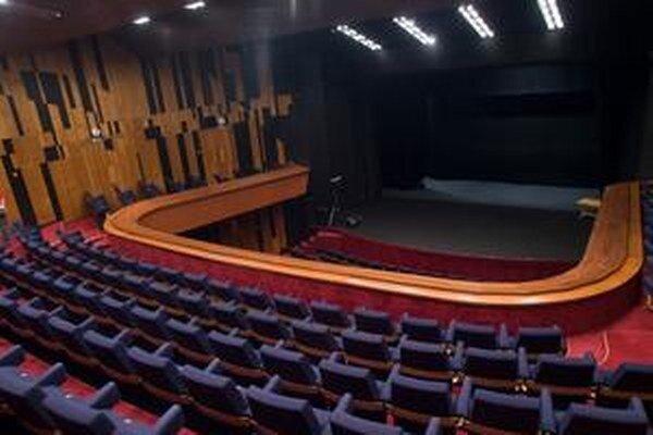 Mestské divadlo.