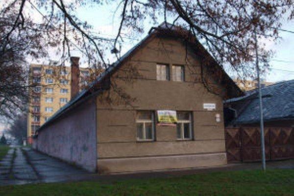 V tomto dome chce mesto vybudovať etnografickú expozíciu.