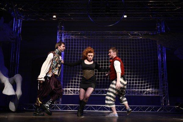 Tento rok uvedú Shakespearovské hry – Večer trojkráľový, Dvaja páni z Verony a Richard III.