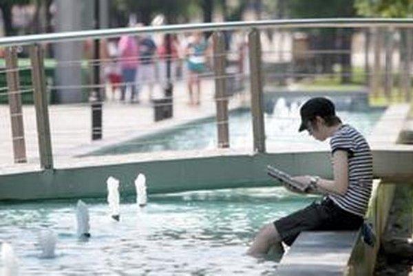 Zvládať vysoké horúčavy má pomôcť aj zadržiavanie dažďovej vody.