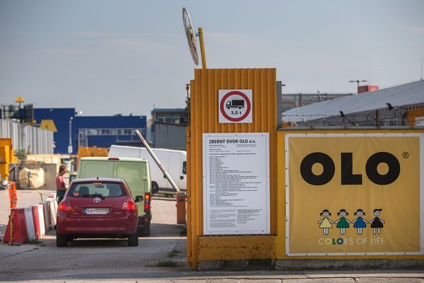 V zbernom dvore OLO sa ročne vyzbiera vyše 10-tisíc ton odpadov.