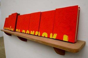 Z výstavy PARADOX 90, ktorá prebieha v Kunsthalle.