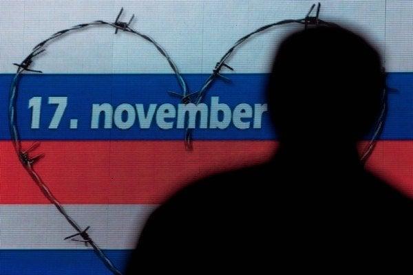 """17. november bude mať """"25 rokov""""."""