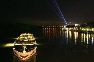 Vodným dielom chcú zlepšiť splavnosť Dunaja.