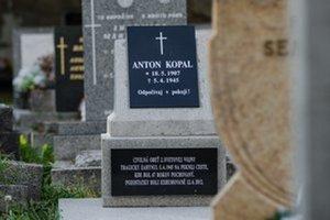 Hrob je dnes už na Račianskom cintoríne.