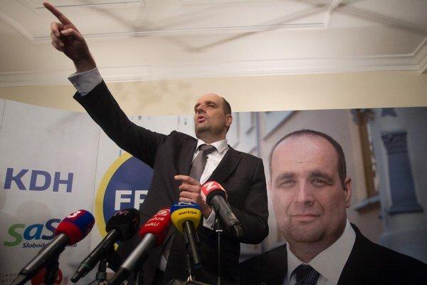 Pavol Frešo vyhral v Bratislavskom kraji najvýraznejšie v histórii župných volieb.