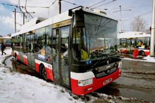 Nové trolejbusy už majú aj v Žiline.