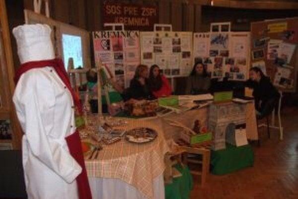 V Žiari sa okrem domácich prezentovali aj školy z iných regiónov.