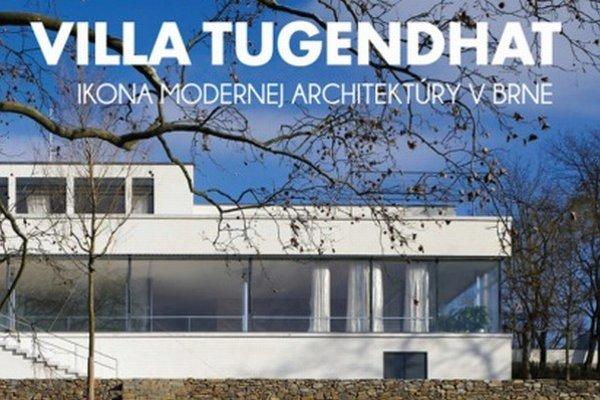 Villa Tugendhat v Brne od architekta Ludwiga Mies Van der Rohe.