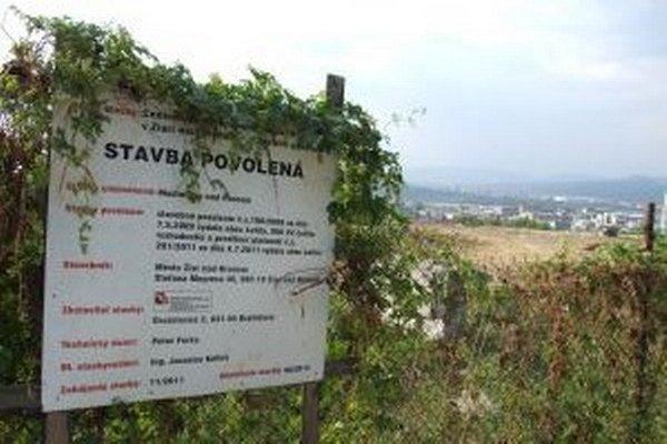 V projekte Centrum zhodnocovania odpadu mesto ukončilo zmluvu s konzorciom zhotoviteľov.