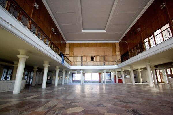 Vestibul PKO.