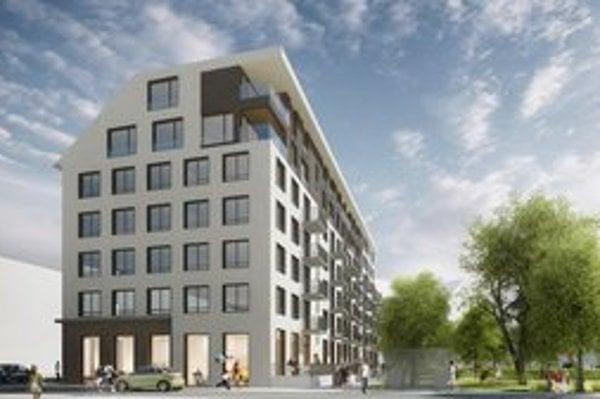 Na takúto budovu chce Hamilton prestavať ubytovňu na Páričkovej.