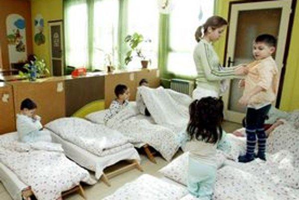 Deti by sa sťahovať nechceli.