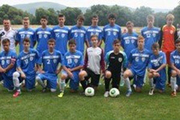 FK Pohronie - Jediný zástupca regiónu obsadil piate miesto.