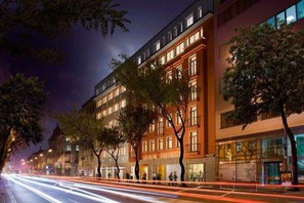 Nová administratívna budova.